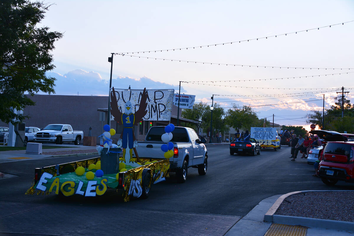 Celia Shortt Goodyear/Boulder City Review Boulder City High School's class of 2024 showcases it ...