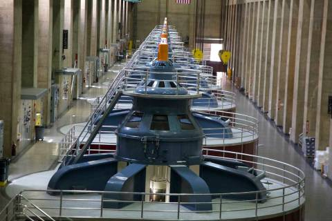 (Fox Business Network) Hoover Dam will be featured at 5 p.m. Monday on Fox Business Network&#x2 ...