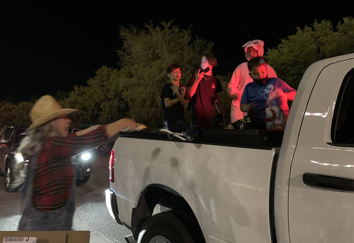 The 2021 Trunk or Treat will be held from 5-8 p.m. Oct. 23 at Veterans' Memorial Park, 1650 Buc ...