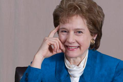 (Susan Marie Frontczak) Susan Marie Frontczak will portray columnist and author Erma Bombeck fo ...