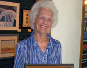 Cindy Bandy, a longtime resident and founding member of the Boulder City Art Guild, died last week.